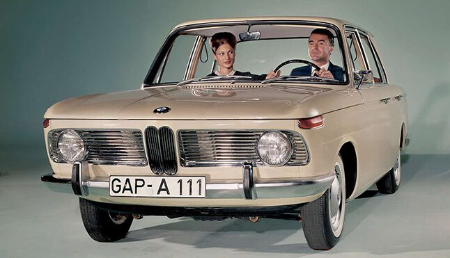 Bmw Biography – Bavarian Motor Works (BMW)