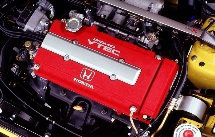 Honda's VTEC technology