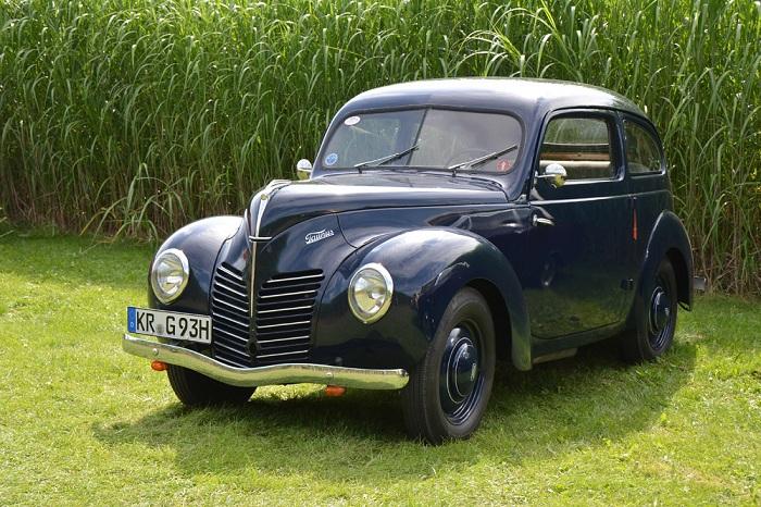 ford taunus 1940