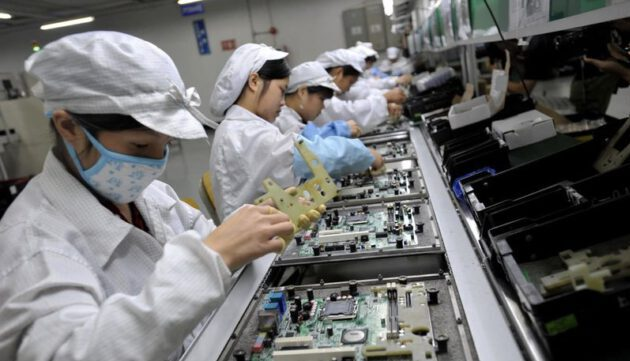 Chinese Foxconn (Iphone Factory) Will Produce Electric Car