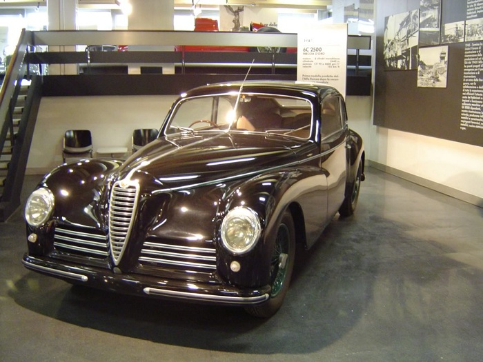 1947 6C 2500 Freccia D'oro