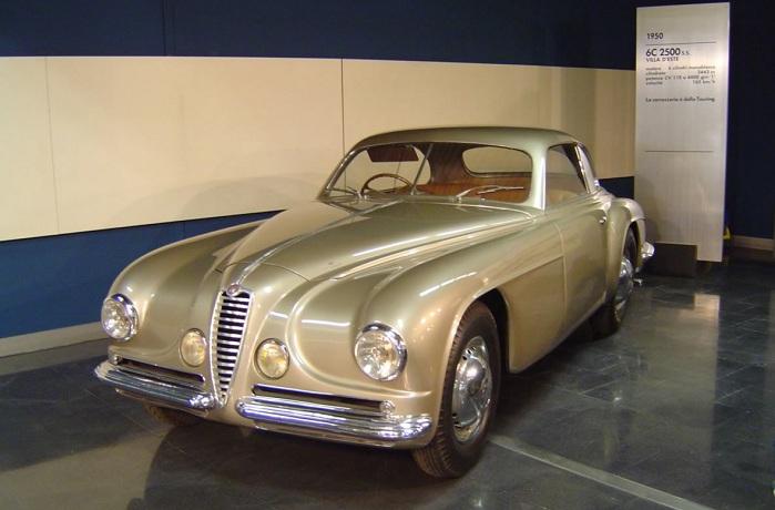 1950 6C 2500 Villa D'este