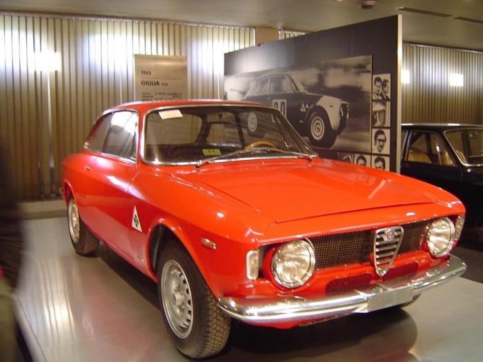 1965 Giulia GTA
