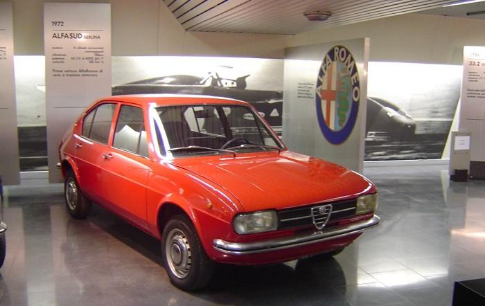 1972 Alfasud Berlina