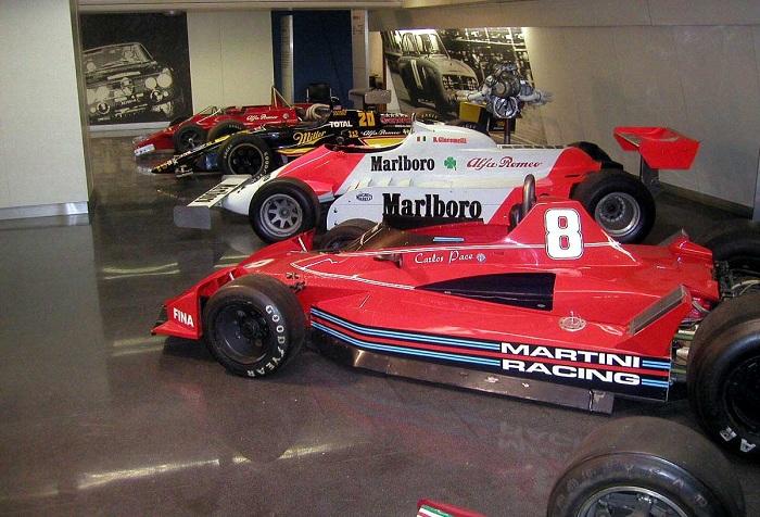 1982 Formula car