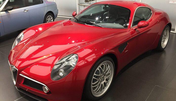 Alfa Romeo Museum – Museo Storico Alfa Romeo – 110 Years History