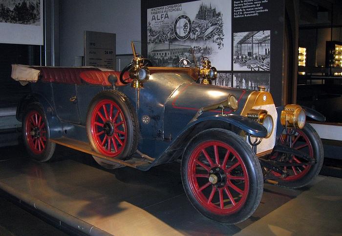 Alfa Romeo Alfa 1910
