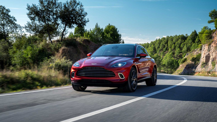 Aston Martin DBX Suv 2020 Announced The Date For Delivery