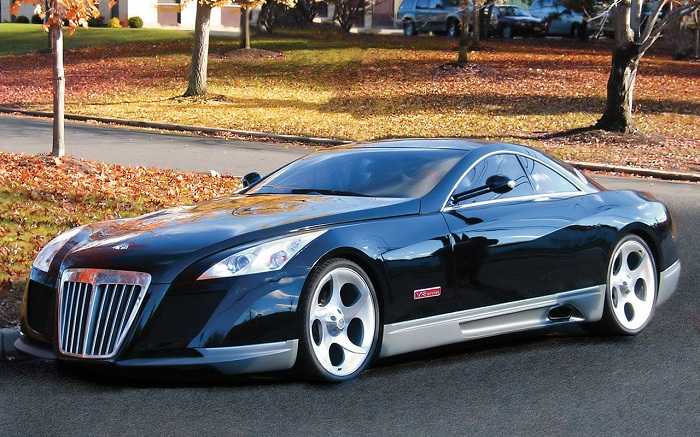 Mercedes Benz Maybach Exelero Price