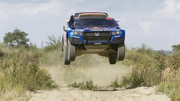 VW Touareg Rally Dakar