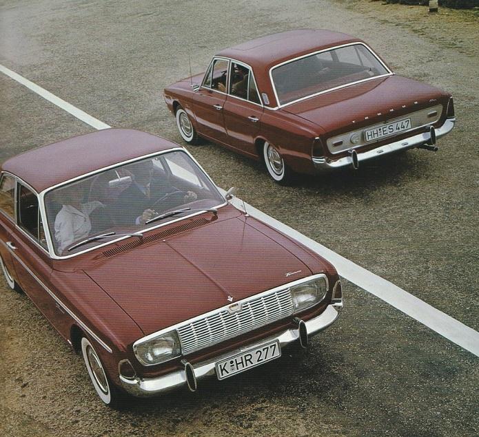 Ford Taunus 20m 1964