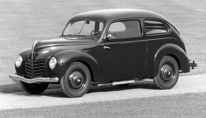 "Ford Taunus ""Buckel"", 1939 - 1940"