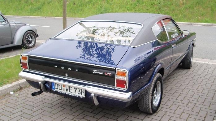 Taunus GT Coupe