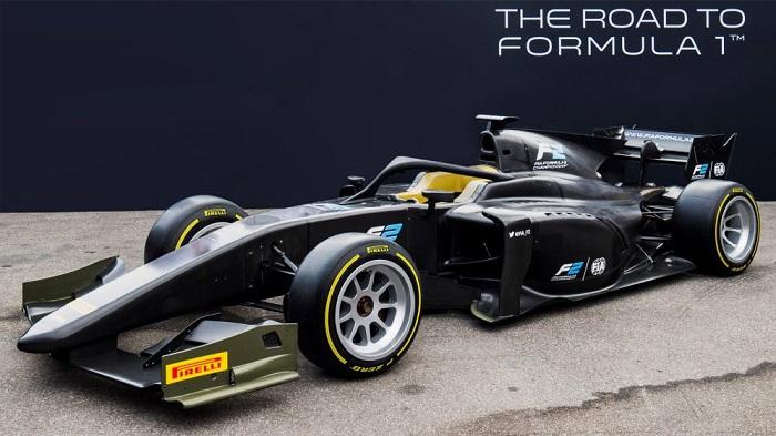 Formula 2 Car