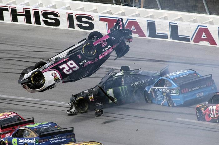 NASCAR Crashes