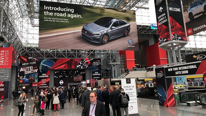 When is New York Auto Show? Will It Be Postponed?