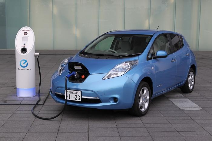 Electric Cars Nissan Leaf