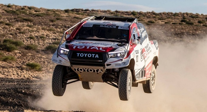 Rally Race Dakar