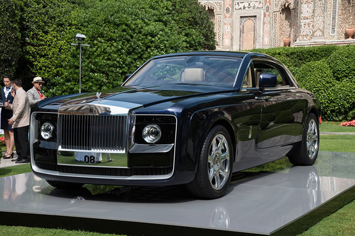 Rolls Royce Sweptail Price the most expensive cars in the world