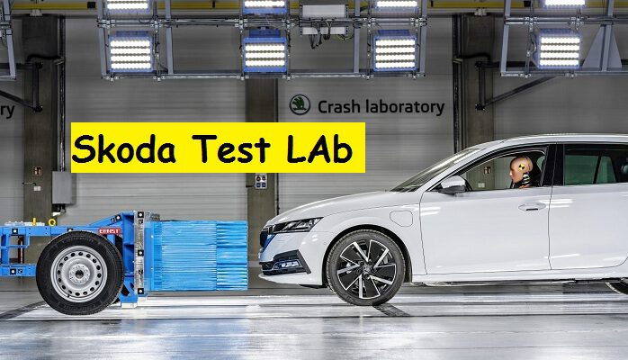 Czech Skoda Opens Crash Test Laboratory To …