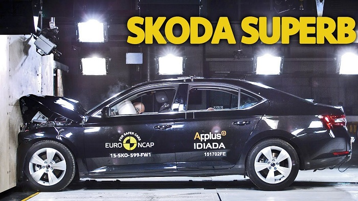 Skoda Opens Crash Test Laboratory