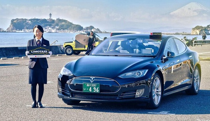 Tesla Charged With Patent Infringement By Japan Sharp