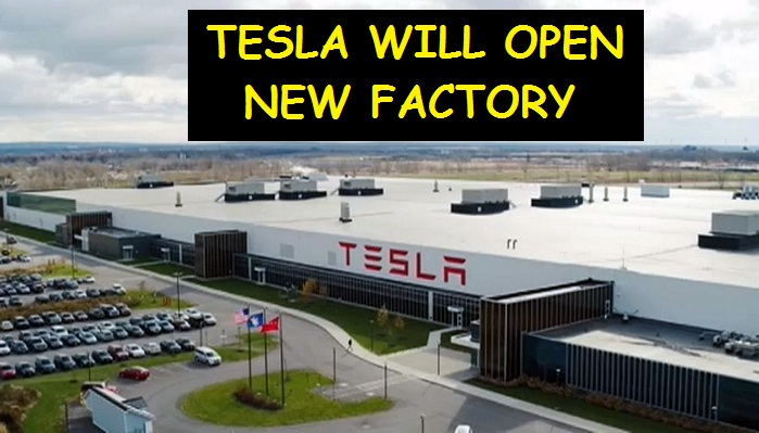 Tesla will build a new factory for Cybertruck: In Which Country?