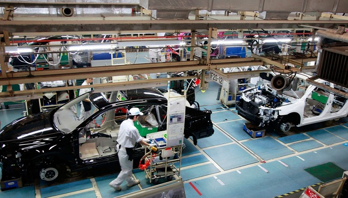 Toyota's Production in China, The Recent News After Coronavirus