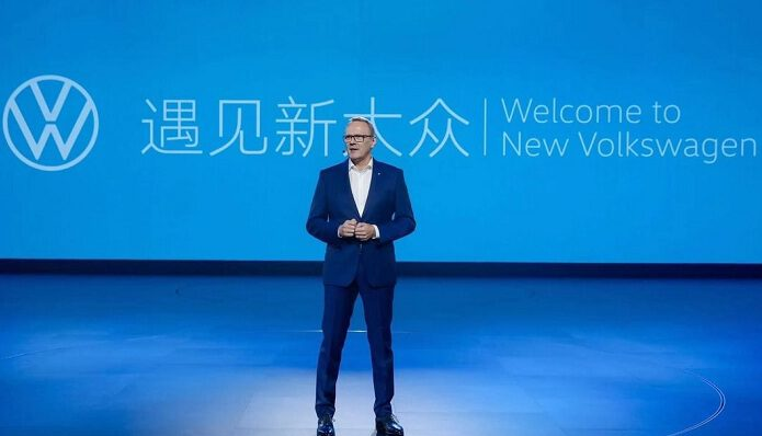 Volkswagen China CEO Stephan Wöllenstein Said Sales in China….