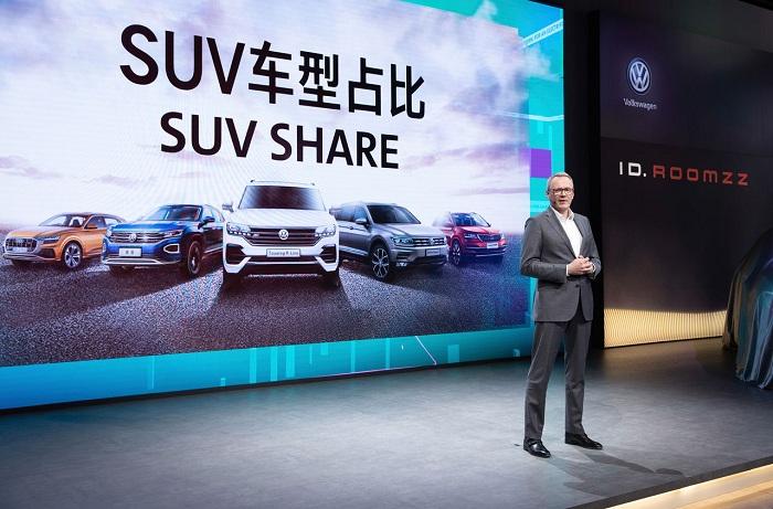 Volkswagen China CEO Stephan Woellenstein