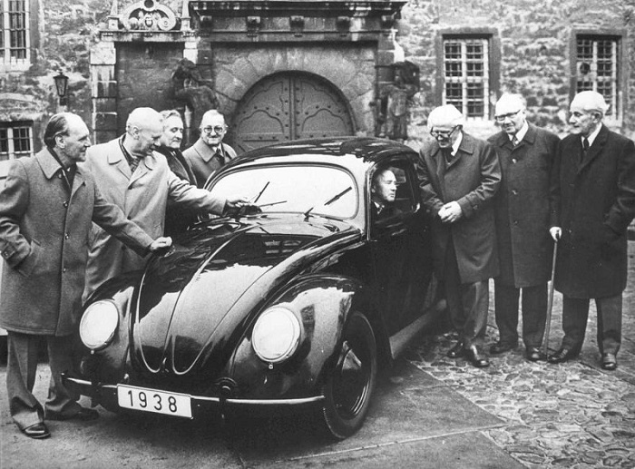 Volkswagen's first car