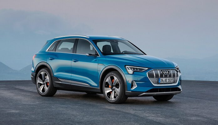 Audi e tron 55 Quattro: New Generation Electric Car of Audi