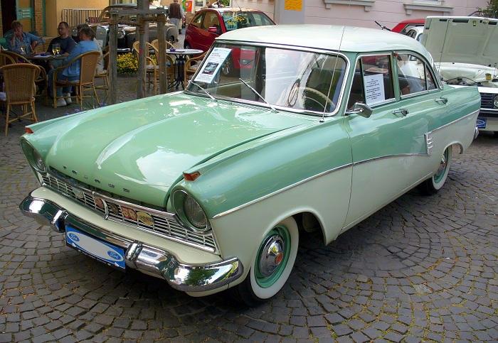 ford taunus 17m 1957-1960
