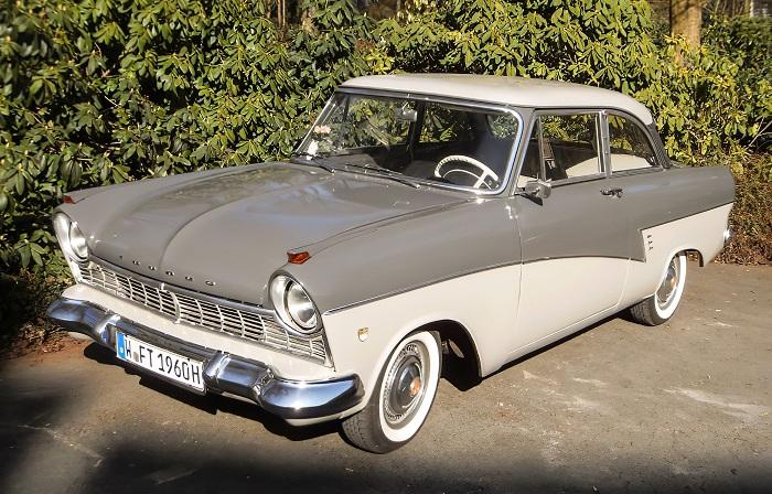 ford taunus 1960