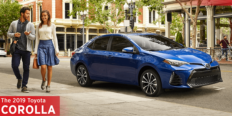 Best-selling car brand list: toyota corolla 2019