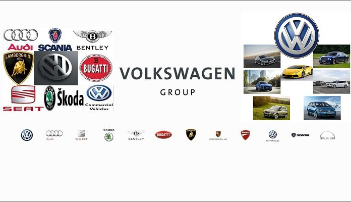 Volkswagen Group and Popular VW Group Brands