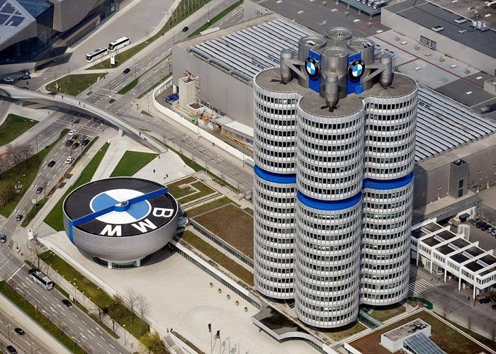 BMW Started To Produce Masks and Ventilators