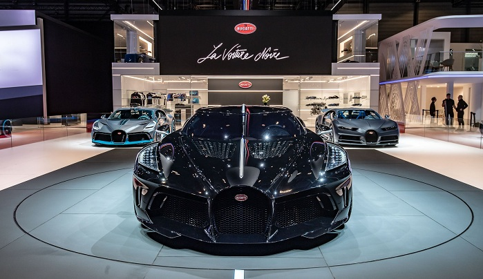 Bugatti La Voiture Noire Price – Most Expensive Bugatti