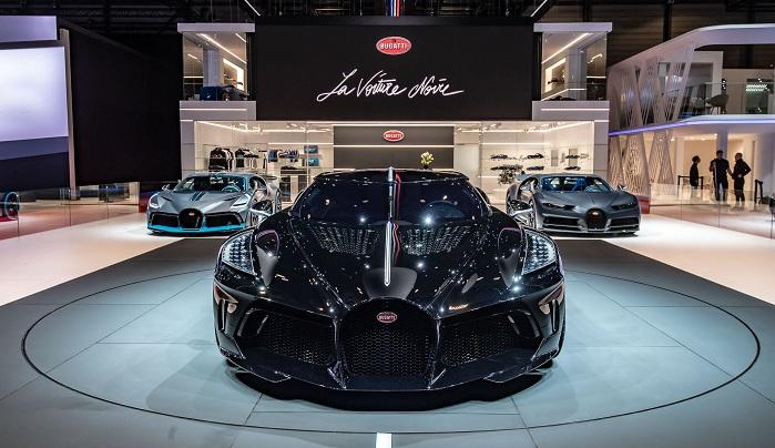 Bugatti La Voiture Noire Price – Most Expensive Bugatti