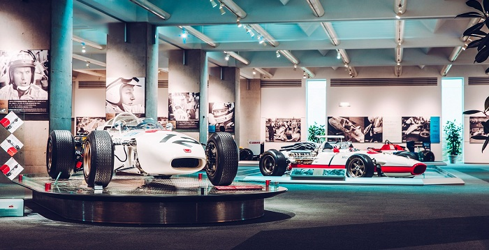 Honda Collection Hall Japan