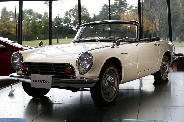 Honda Collection Hall Honda S500 1963