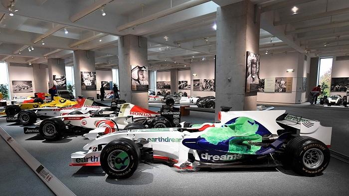 Honda Collection Hall Japan