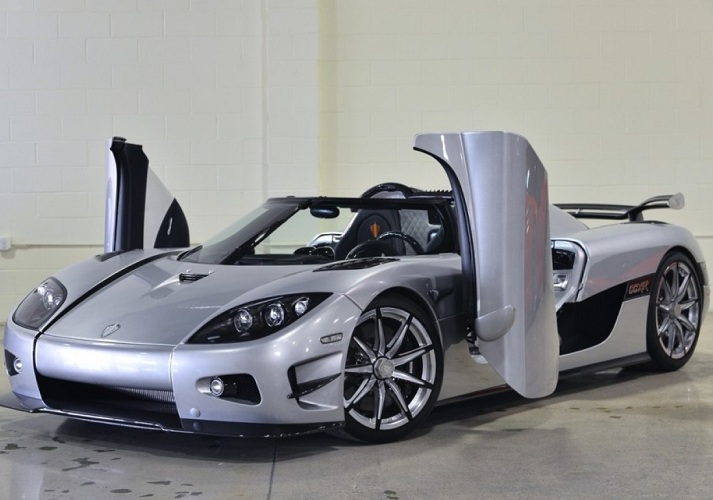 Koenigsegg CCXR Trevita – The Supersport Car of Dreams