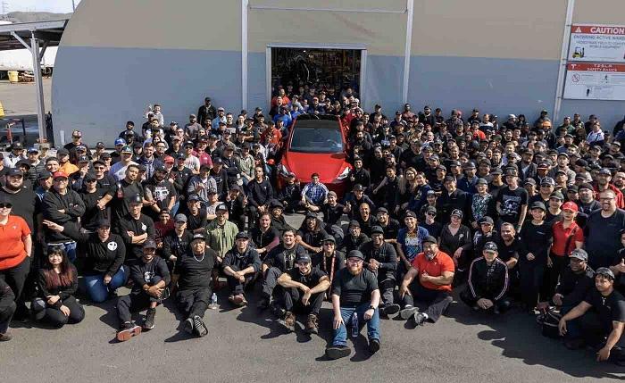 Tesla Employees