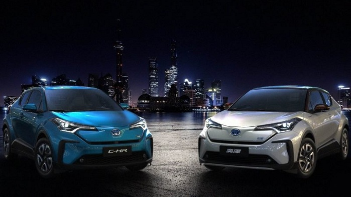 Toyota and BYD Go Into Partnership For Electric Vehicles