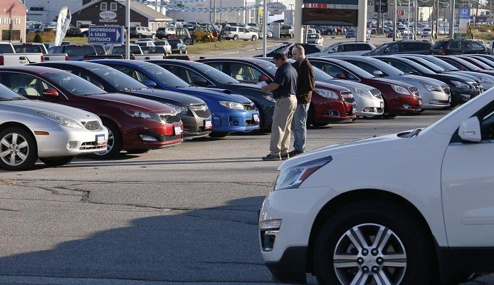 US Automotive Sales in March Decreased