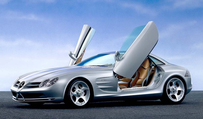Vision SLR Concept