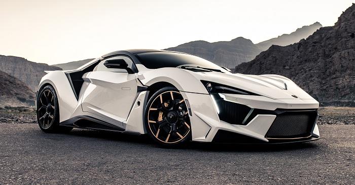 W Motors Lykan Hypersport 2020